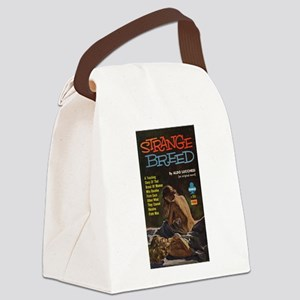 strange breed Canvas Lunch Bag