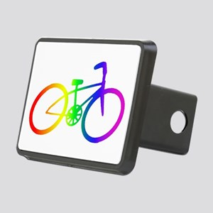 Bike Rectangular Hitch Cover
