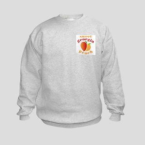 Sweet Georgia Peach Kids Sweatshirt