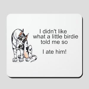 Lil birdie Mousepad