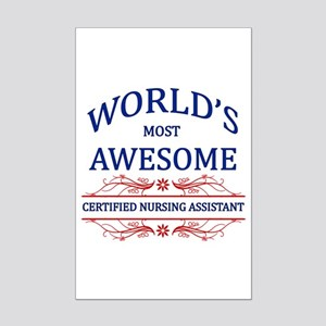 World's Most Awesome Certified Nursing Assistant M