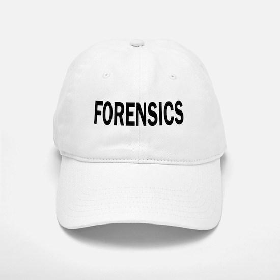 CSI/Forensics Baseball Baseball Cap