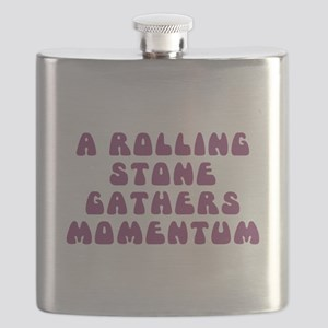 Rolling Stone Flask