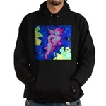 Disco Cupid Angel Graphic Hoodie (dark)