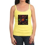 Science Pyramid Graphic Jr. Spaghetti Tank