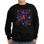 Science Pyramid Graphic Sweatshirt (dark)