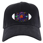 Science Pyramid Graphic Black Cap