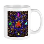 Science Pyramid Graphic Mug