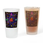 Science Pyramid Graphic Drinking Glass