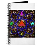 Science Pyramid Graphic Journal