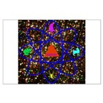 Science Pyramid Graphic Large Poster