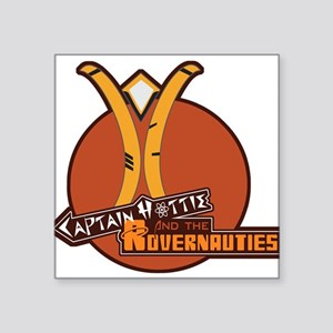 Captain Hottie & The Rovernauties Sticker