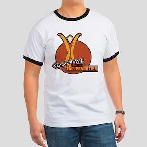Captain Hottie & The Rovernauties T-Shirt