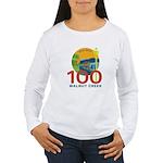 Walnut Creek 100 Women's Long Sleeve T-Shirt