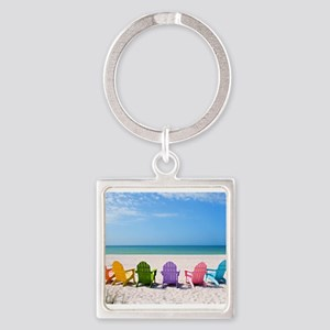 Summer Beach Keychains