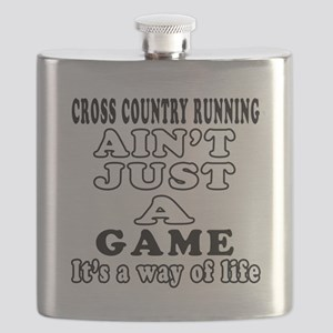 Cross Country Running ain't just a game Flask