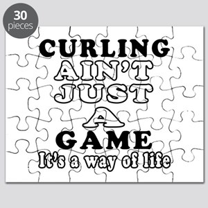 Curling ain't just a game Puzzle