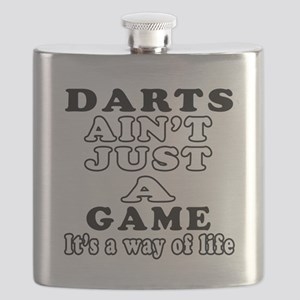 Darts ain't just a game Flask