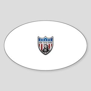 Liberty Shield Sticker
