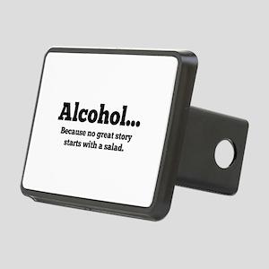 Alcohol Rectangular Hitch Cover