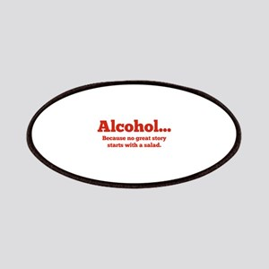 Alcohol Patches