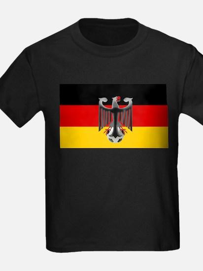 German Soccer Flag T