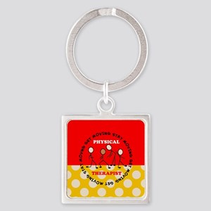 Physical Therapist pillow 1 Keychains