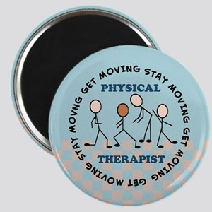 physical therapist pillow 2 Magnet