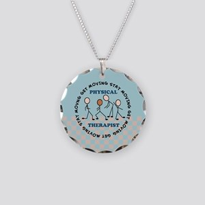 physical therapist pillow 2 Necklace