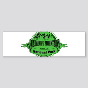 guadalupe mountains 2 Bumper Sticker
