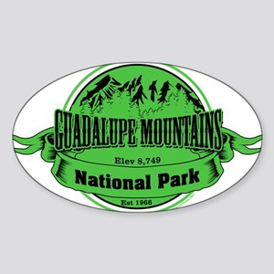 guadalupe mountains 2 Sticker