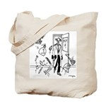 Entropy Cartoon 2791 Tote Bag