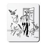 Entropy Cartoon 2791 Mousepad