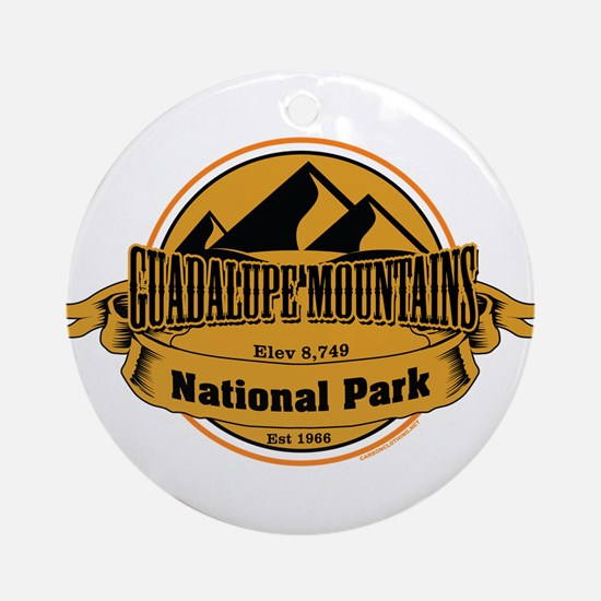 guadalupe mountains 5 Ornament (Round)