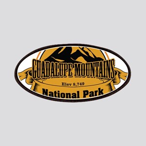 guadalupe mountains 4 Patches