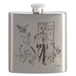 Entropy Cartoon 2791 Flask