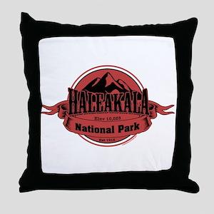 haleakala 4 Throw Pillow