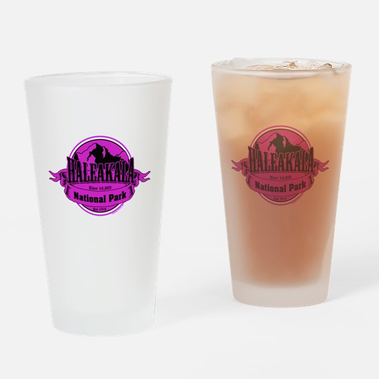 haleakala 3 Drinking Glass