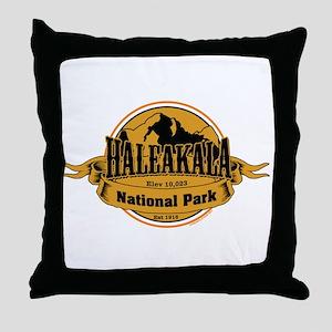 haleakala 3 Throw Pillow
