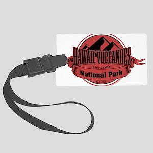 hawaii volcanoes 5 Luggage Tag