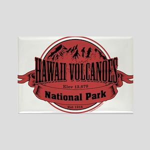 hawaii volcanoes 2 Rectangle Magnet