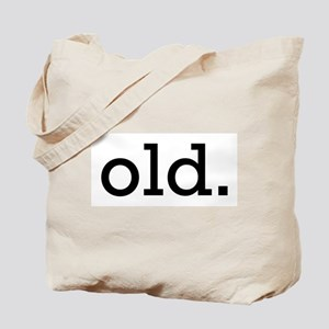 Old Tote Bag