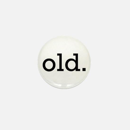 Old Mini Button