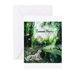 enchanted kingdom Greeting Cards (Pk of 10)