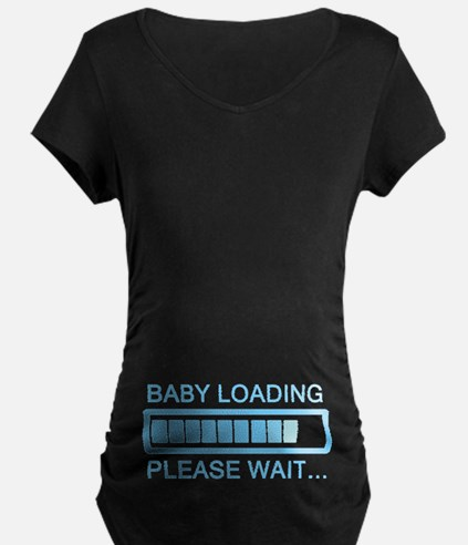 Baby Loading Please Wait T-Shirt