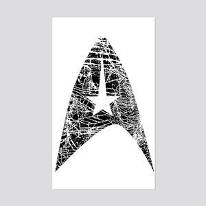Vintage Star Trek Insignia Sticker