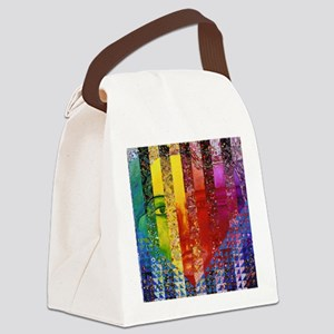 Conundrum I Canvas Lunch Bag