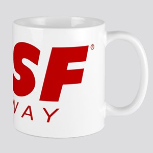SPSF Railway Logo Red Mug
