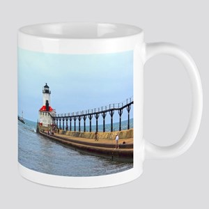 Michigan City Lighthouse Mug