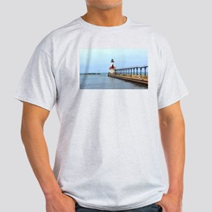 Michigan City Lighthouse T-Shirt